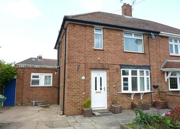 Thumbnail 2 bed terraced house to rent in Runswick Road, Grimsby