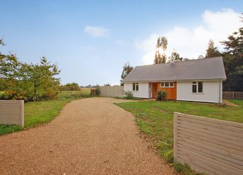 Thumbnail 2 bed detached bungalow for sale in Woodbridge Road, Tunstall, Woodbridge