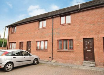 Thumbnail 2 bed terraced house for sale in 11 Caledonia Court, Kilmarnock