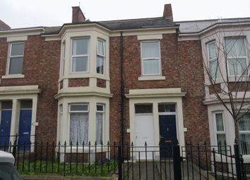Thumbnail 2 bedroom flat to rent in Gainsborough Grove, Arthurs Hill, Newcastle Upon Tyne