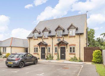 Carterton, Oxfordshire OX18. 2 bed semi-detached house