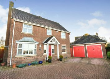 4 bed detached house for sale in Canwick Avenue, Bracebridge Heath, Lincoln LN4