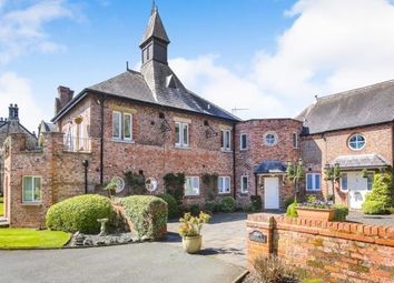 Thumbnail 2 bed flat for sale in Barclay Hall, Barclay Park, Knutsford, Cheshire