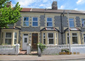 Thumbnail 2 bedroom terraced house to rent in St. Marys Avenue, Barry