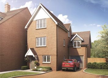 Thumbnail 4 bed detached house for sale in Trinity Mews, Springbank Road, Lane End, Buckinghamshire