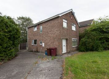 Thumbnail 4 bed detached house for sale in Wellfield Drive, Burnley