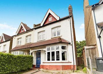 Thumbnail 1 bedroom maisonette for sale in Edgar Road, South Croydon