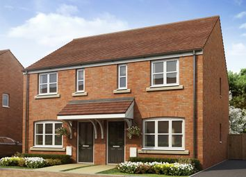 "Thumbnail 2 bed semi-detached house for sale in ""The Alnwick Special"" at Ryders Green Road, West Bromwich"