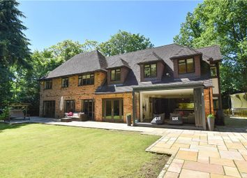 Thumbnail 5 bed detached house for sale in Devils Highway, Crowthorne, Berkshire