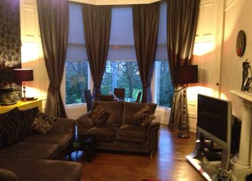 Thumbnail 1 bed flat to rent in Huntly Gardens, Dowanhill, Glasgow