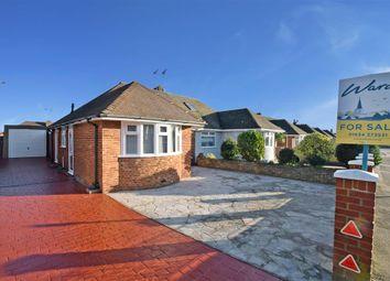 Thumbnail 1 bed semi-detached bungalow for sale in Wooldeys Road, Rainham, Gillingham, Kent