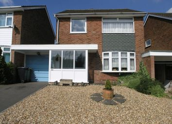 Thumbnail 3 bed property for sale in Woodbury Road, Halesowen
