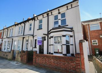 Thumbnail 3 bed end terrace house for sale in Kendal Avenue, Portsmouth