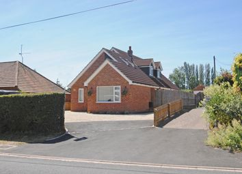 Thumbnail 4 bed detached house for sale in Blewbury Road, East Hagbourne, Didcot