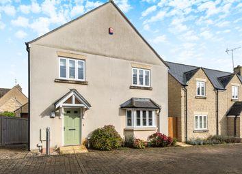 Thumbnail 4 bed detached house for sale in Charlotte Close, Shrivenham, Swindon