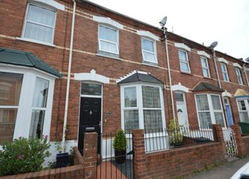 Thumbnail 2 bed terraced house to rent in Buller Road, St Thomas, Exeter