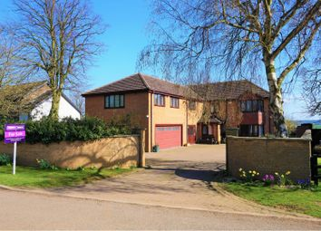 Thumbnail 6 bed detached house for sale in Casthorpe Road, Barrowby, Grantham