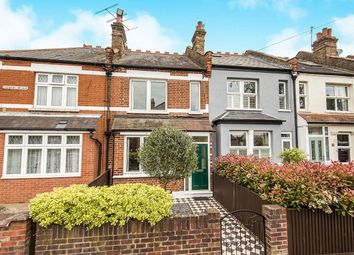 Thumbnail 2 bed terraced house for sale in Colonial Avenue, Whitton, Twickenham
