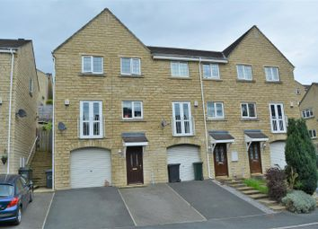Thumbnail 3 bedroom end terrace house for sale in Prospect Road, Longwood, Huddersfield
