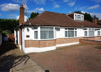 Thumbnail 3 bed semi-detached bungalow for sale in Harrow Way, Watford