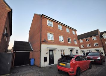 4 bed town house for sale in Hevea Road, Stretton, Burton-On-Trent DE13