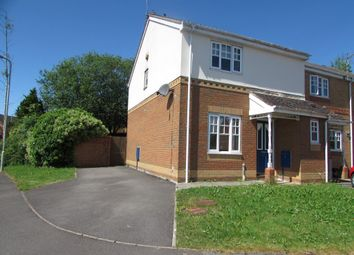 Thumbnail 3 bed property to rent in Banc Gwyn, Broadlands, Bridgend