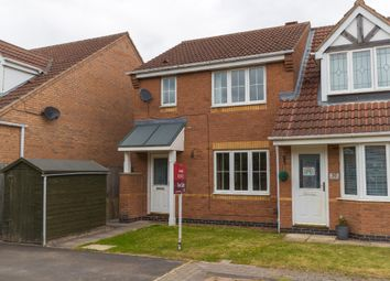 Thumbnail 3 bed terraced house for sale in Springvale Grove, Penistone