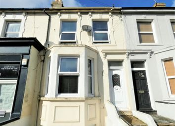 Thumbnail 4 bedroom terraced house to rent in Old London Road, Hastings