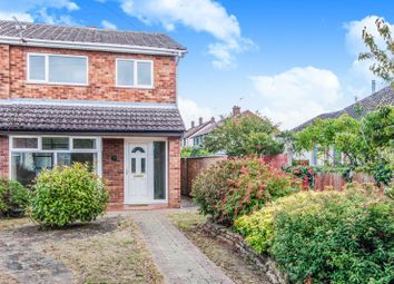 Thumbnail 3 bed end terrace house to rent in Gorleston Road, Oulton, Lowestoft
