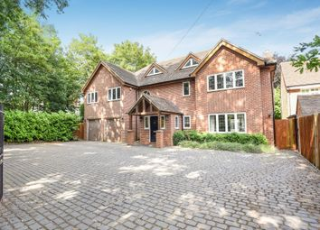 Thumbnail 6 bed detached house for sale in Kidmore Road, Caversham Heights, Reading
