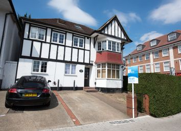 Thumbnail 2 bed flat to rent in Grosvenor Lodge, Vivian Avenue, Hendon