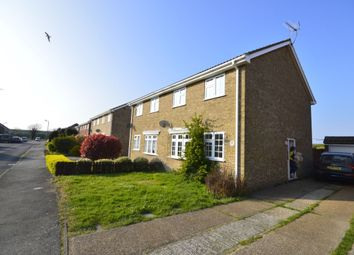Thumbnail 3 bed semi-detached house to rent in Matthews Close, Deal