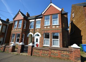 Thumbnail 5 bed semi-detached house for sale in Avenue Road, Hunstanton