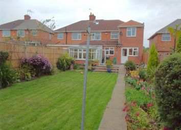 Thumbnail 5 bed semi-detached house for sale in Braunstone Close, Braunstone Town, Leicester, Leicestershire