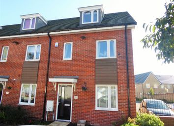 Thumbnail 3 bed property to rent in Eagle Way, Hampton Centre, Peterborough