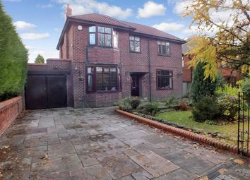 Thumbnail 4 bed detached house for sale in Astley Road, Stalybridge