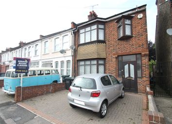 Thumbnail 4 bed semi-detached house for sale in Lennox Avenue, Gravesend, Kent