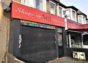 199 Ley Street, Ilford IG1. Retail premises to let