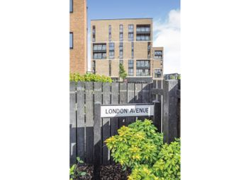 Thumbnail 1 bed flat for sale in London Avenue, Glasgow