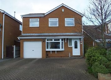 Thumbnail 4 bed detached house for sale in Hoober Court, Rawmarsh