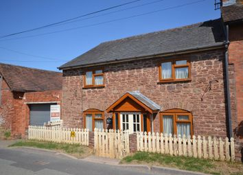 Thumbnail 3 bed terraced house for sale in Little Hereford, Ludlow