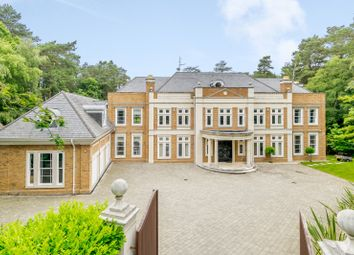 Thumbnail 5 bed detached house to rent in Camp End Road, St. Georges Hill, Weybridge