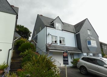Thumbnail 3 bed semi-detached house for sale in Grenville Meadows, Lostwithiel