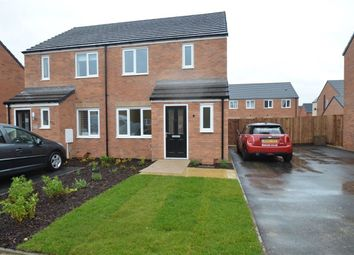 Thumbnail 3 bed property to rent in Apollo Avenue, Cardea, Peterborough