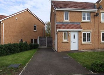 Thumbnail 3 bed town house to rent in Wessex Drive, Ince