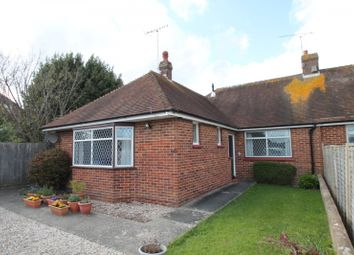 Thumbnail 3 bed bungalow to rent in Rectory Road, Tarring, Worthing