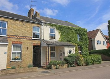Thumbnail 2 bed town house for sale in London Road, Godmanchester