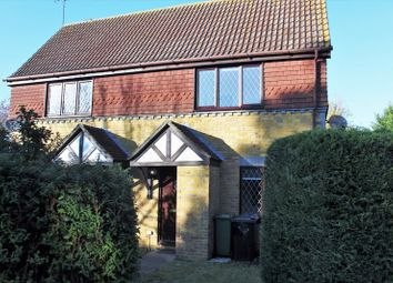 Thumbnail 1 bed semi-detached house for sale in Churchfields, Burpham, Guildford