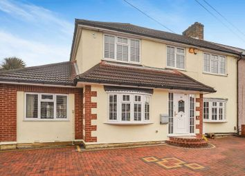 Thumbnail 6 bed property for sale in Rothwell Road, Dagenham