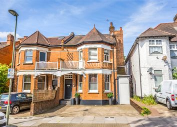 Thumbnail 3 bed flat for sale in Sunny Gardens Road, London
